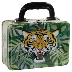 Lunchbox metaal div. soorten