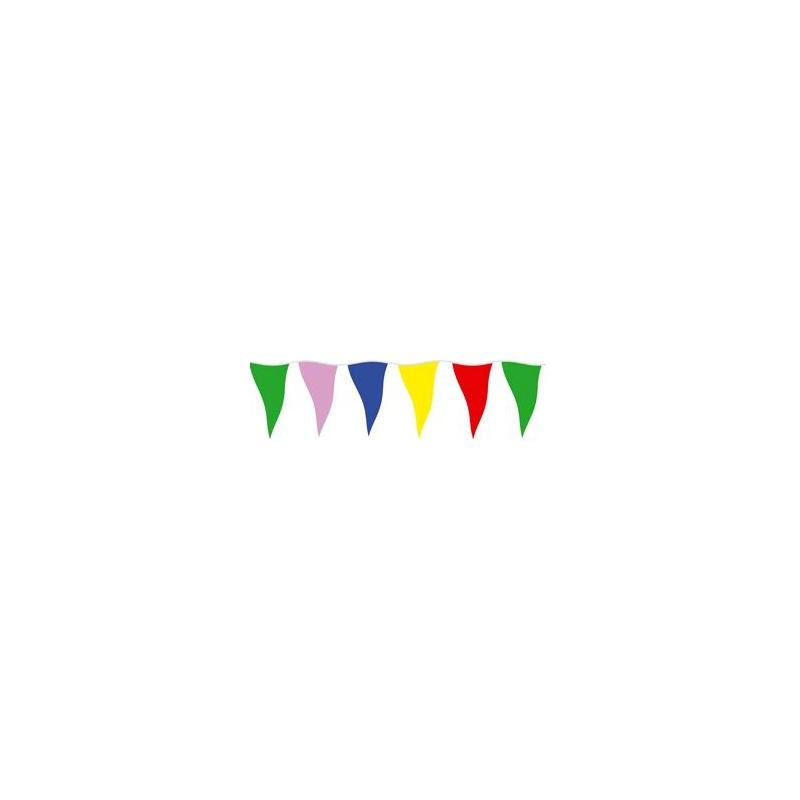 Vlaggenlijn bont