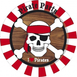 Piraten borden