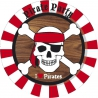 Piraten borden