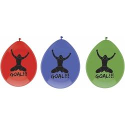 """Ballonnen """"goal"""""""