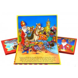 Sinterklaas Pop-up boek