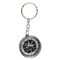 Sleutelhanger kompas klein