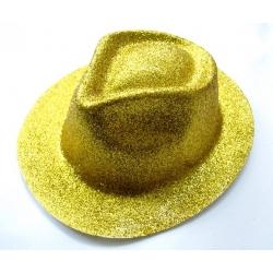Glitter hoed