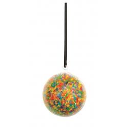 Kunststof deelbare bal