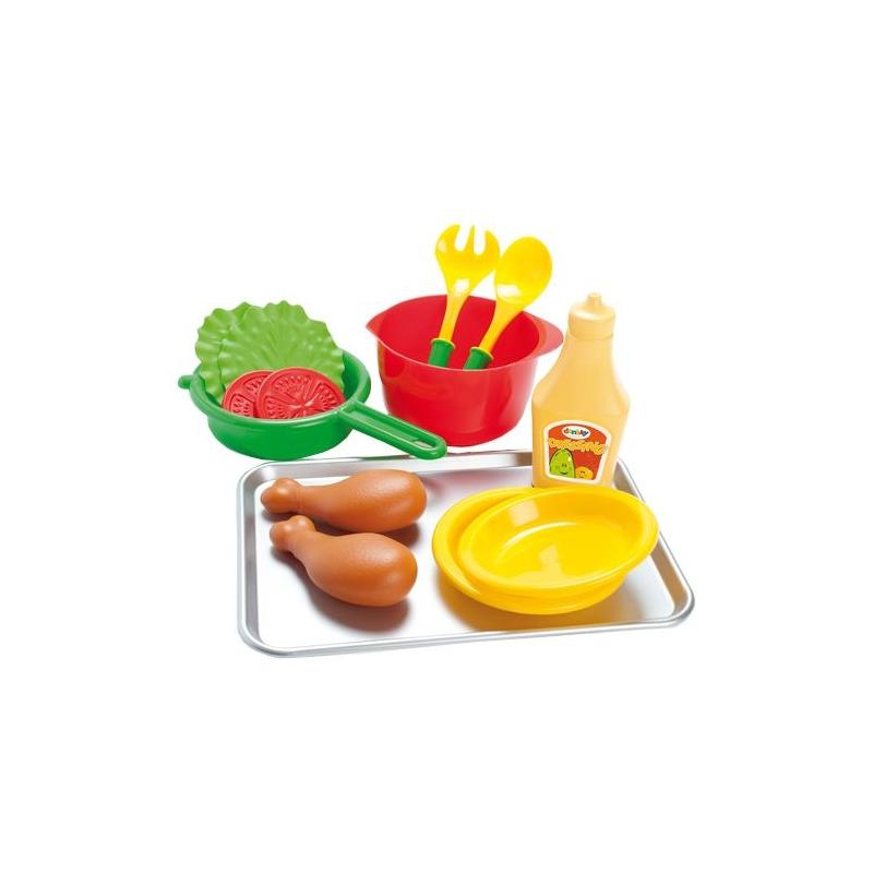 Dantoy kip en salade set