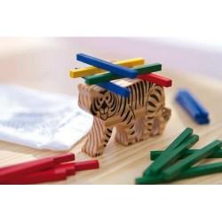 Stapelspelletje tijger
