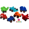 Rubbabu little vehicles