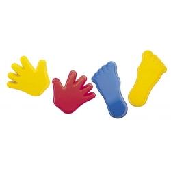 Hand voet vormen