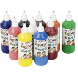 Losse fles met 500 ml. Biocolor