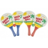 Beachball racket set