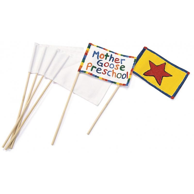 Vlag om in te kleuren