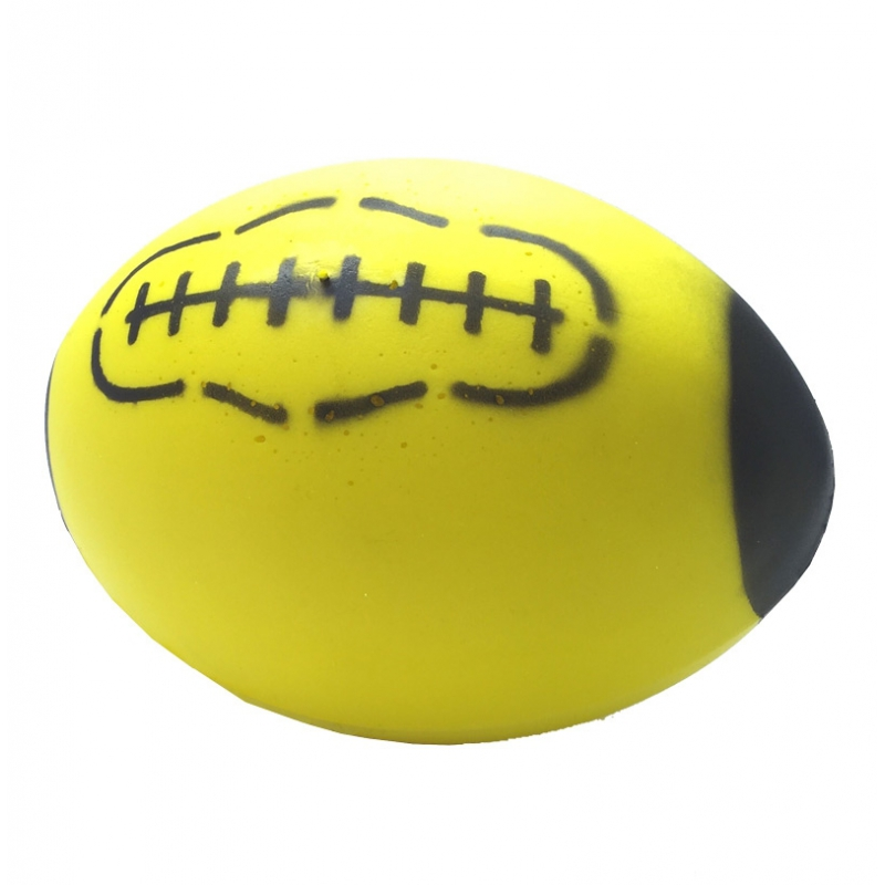 Soft rugby bal