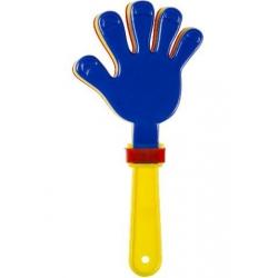 Klapperhanden (3 kleur)