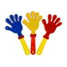 Klapperhand (3 kleur)