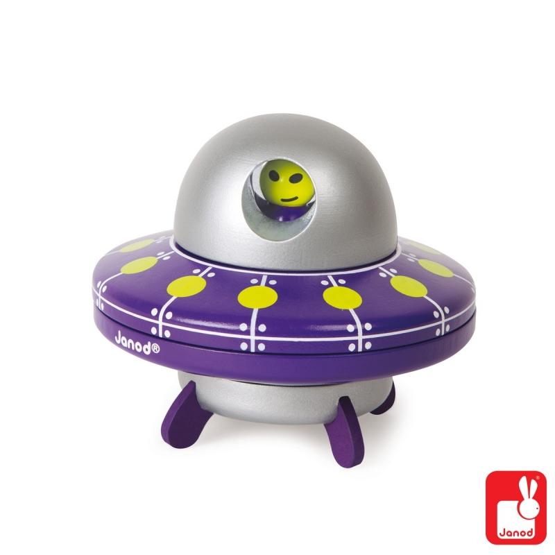 Magneetset ufo