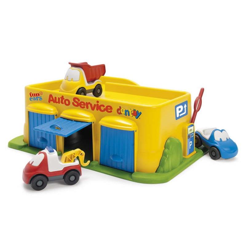 Dantoy garage