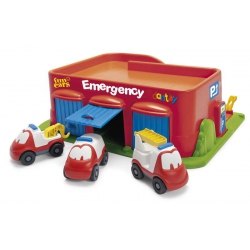 Dantoy brandweerkazerne