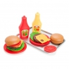 Dantoy hamburger set