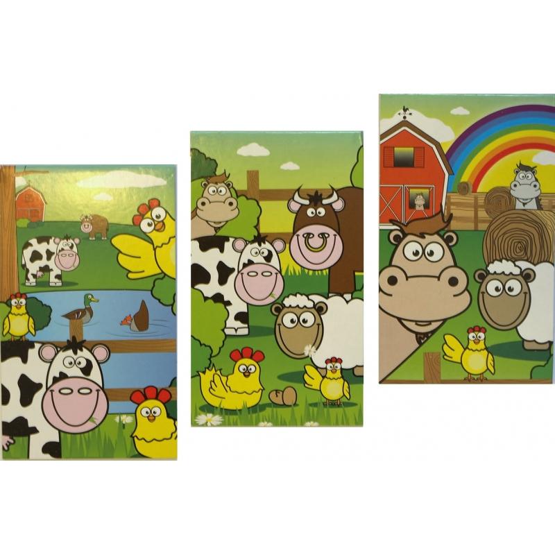 Notitieboekje boerderijdieren