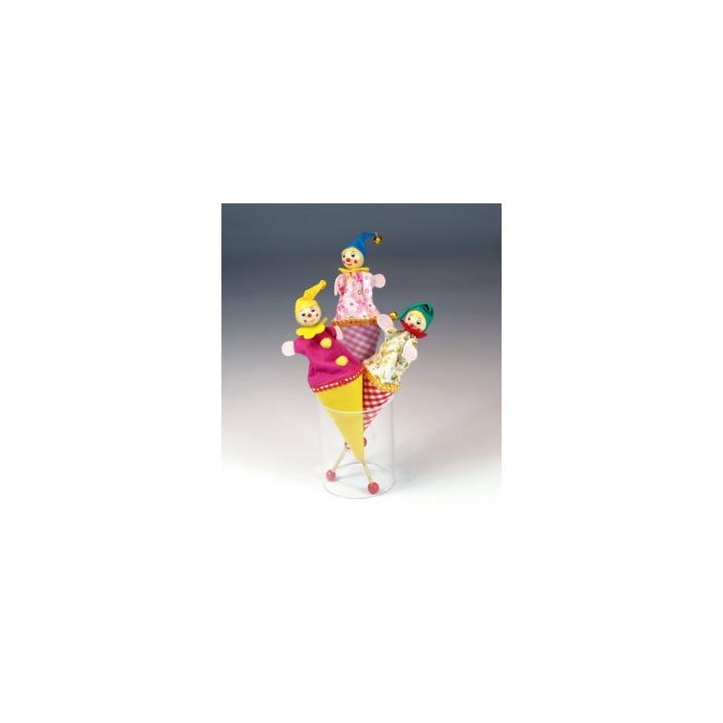 Stokpop clown