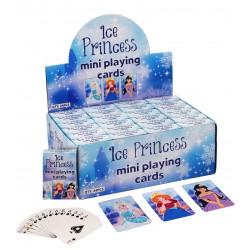 Mini speelkaarten ijs prinses