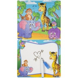 Puzzel en whiteboard set
