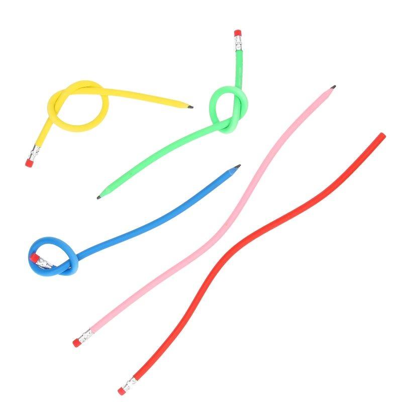 Buigbaar potlood (set van 5)
