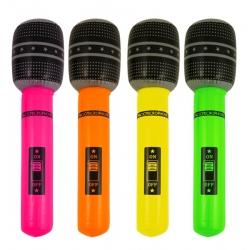 Opblaas microfoon