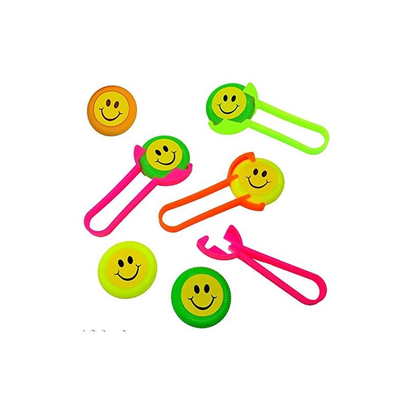 Disc schieter smile