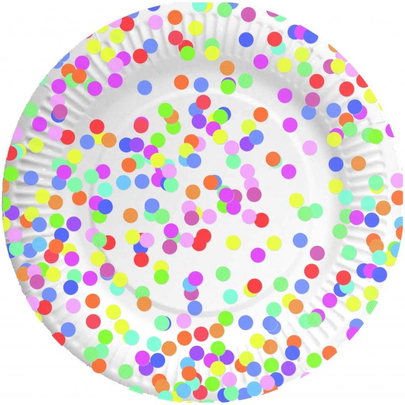 Borden confetti