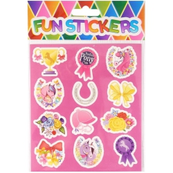 Fun stickers pony