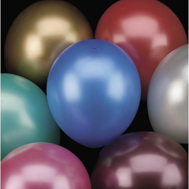 Ballonnen metallic