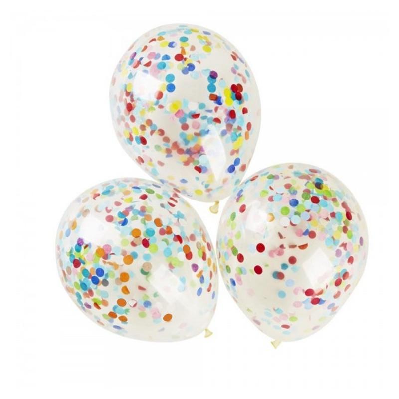 Ballonnen confetti