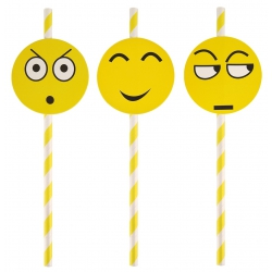 Rietjes smiley (6 sts.)
