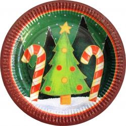 Borden kerst (6 st.)