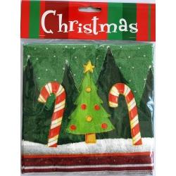 Servetten kerst (12 st.)
