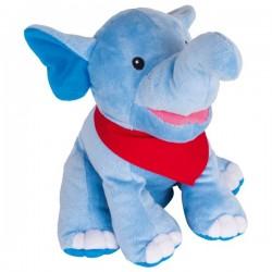 "Handpop olifant ""Nira"""
