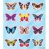 Fun stickers vlinders