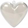 Kunststof deelbaar hart