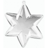 Kunststof deelbare ster
