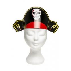 Piratenhoed karton