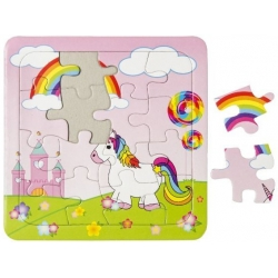 Puzzel unicorn