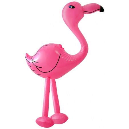 Opblaas flamingo