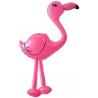 Opblaas flamingo