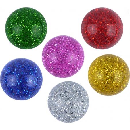 Stuiterbal glitter