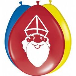 Ballonnen Sint (8st)