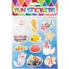 Fun stickers zeemeermin