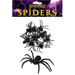 Spinnen (9 st.)