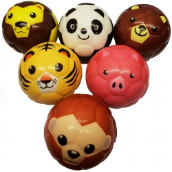 Anti stress bal dieren